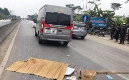TNGT trên cao tốc Pháp Vân: Xe Limousine tông chết người cách đây 1 tháng