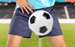 Nam thanh niên vỡ tinh hoàn khi chơi thể thao vì bị bóng đập mạnh vào chỗ hiểm