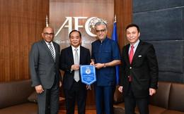 Chủ tịch AFC: Việt Nam là đầu tàu, ĐNÁ là tương lai của châu lục