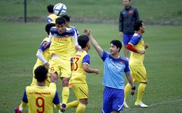 HLV Park Hang-seo ráo riết khắc phục điểm yếu lớn nhất của U23 Việt Nam