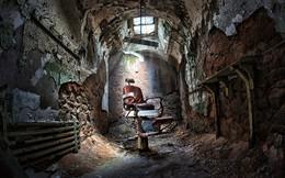 Rợn tóc gáy những nhà tù bỏ hoang như trong phim kinh dị