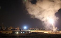 Bị giội rocket trong đêm, Israel báo động khẩn, huy động chiến đấu cơ trả đũa ác liệt