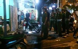 Hỗn chiến ở quán nhậu Sài Gòn, 1 người tử vong