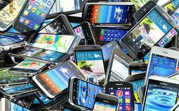 1 tấm ảnh GIF tóm gọn 24 năm thị trường di động: Samsung và Apple đã đá bay tượng đài Nokia, Motorola như thế nào?
