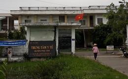 Trung tâm Y tế huyện bị thanh niên người Trung Quốc gây rối, nhiều người hoảng sợ