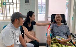 Nghệ sĩ Lê Bình bị hoại tử thân dưới nghiêm trọng, không ăn được và nói chuyện khó khăn