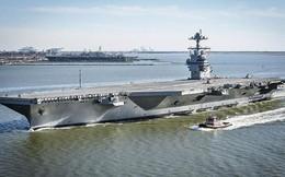 """Tương lai Hải quân Mỹ: Tàu sân bay """"đắp chiếu"""", vũ khí không tương thích với khu trục hạm"""