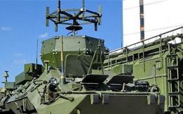 """Lá chắn lửa: Tổ hợp tác chiến điện tử """"Infauna"""" phóng đạn gây nhiễu bảo vệ tăng thiết giáp"""