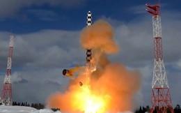 """Tên lửa bất khả chiến bại """"Quỷ Satan-2"""" của Nga sẵn sàng tham chiến"""