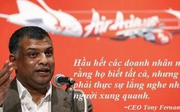 CEO AirAsia tiết lộ kỹ năng đặc biệt quan trọng: Muốn trở thành lãnh đạo tài ba nhất định phải biết rõ