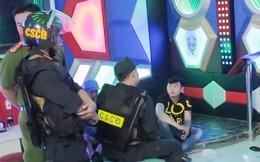 Nhóm thanh niên ở miền Tây dương tính với ma tuý trong phòng karaoke