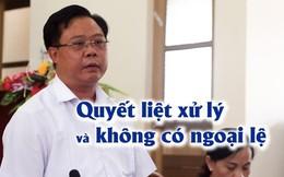 3 thí sinh được nâng điểm là con của lãnh đạo huyện, thành phố Sơn La?