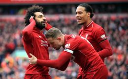 Salah lập siêu phẩm, Liverpool xóa dớp, vênh mặt thách thức Man City
