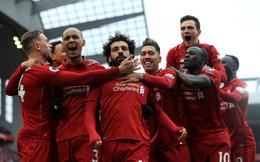 Vòng 34 Premier League 2018/19: Liverpool 2-0 Chelsea