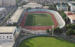 Philippines phải cải tạo lại các sân bóng phục vụ SEA Games 30