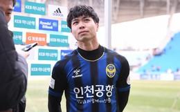 Incheon 0-1 Cheongju: Công Phượng mờ nhạt, chủ nhà thay tướng chưa đổi vận