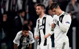 """Ronaldo lập công, nhưng Juventus phải quỳ gối trước """"vũ điệu"""" siêu đẳng của Ajax"""