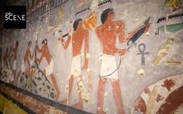 Bí mật bị phanh phui từ ngôi mộ 4.300 năm tuổi mới khai quật ở Ai Cập