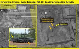"""Nga bất ngờ đưa """"sát thủ"""" Iskander tới Syria - Xe, đạn ngổn ngang ở Khmeimim"""