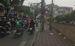Hà Nội: Phát hiện thi thể người phụ nữ nằm cạnh xe máy lúc rạng sáng