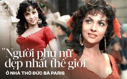 """Mỹ nhân """"Nhà thờ Đức Bà Paris"""": Biểu tượng gợi cảm của điện ảnh Ý, gần 90 tuổi vẫn lao đao vì trai trẻ"""