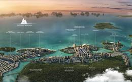 Hạ Long  đang hình thành khu đô thị du lịch đẳng cấp khu vực
