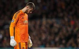 """Sau """"thảm họa"""" Nou Camp, Man United cần làm ngay một việc với De Gea"""