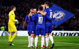 Dội mưa gôn, Chelsea vẫn phải chiến thắng trong sự sợ hãi