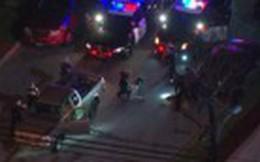 Video: Màn rượt đuổi thót tim bắt nghi phạm trộm xe có vũ trang