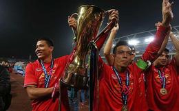 Bóng đá Việt Nam số 1 hay số 5 Đông Nam Á?