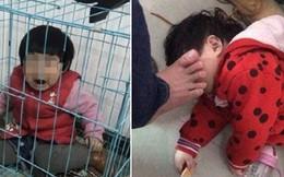 Bé gái bị bố đánh đập dã man, bị nhốt vào chuồng chó, ông bà ngoại biết chuyện không dám tố cáo chỉ vì lý do gây phẫn nộ