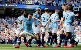 Man City đòi lại ngôi đầu, khiến cuộc đua Premier League căng thẳng đến nghẹt thở