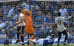 """Thảm bại 0-4 trước Everton, Man United lại sắp có thêm một mùa giải """"vứt đi"""""""