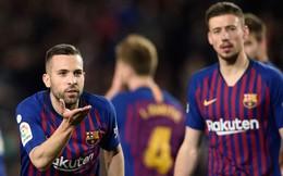 Vượt qua đối thủ khó chơi, Barcelona đếm ngày chờ vô địch La Liga