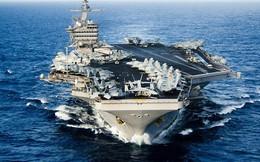 Mỹ lần đầu tiên triển khai cùng lúc 2 tàu sân bay tới Địa Trung Hải: Sắp có biến lớn?