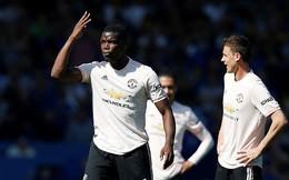 """Pogba nhắc tới cuộc """"đấu tố"""" trong phòng thay đồ Man United sau trận thua đậm Everton"""