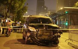 Hé lộ danh tính tài xế ô tô đâm liên hoàn khiến nữ công nhân tử vong, nhiều người bị thương