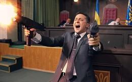 """Kinh nghiệm bằng 0, vẫn thắng ngoạn mục: Vị """"sư phụ"""" bí ẩn phía sau tân Tổng thống Ukraine là ai?"""