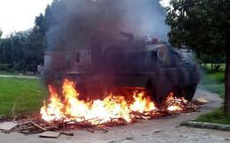 Chuyện có thật: Trung Quốc dùng pháo và xe tăng để… chữa cháy rừng
