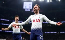 Thắng nghẹt thở, Tottenham tạo sức ép lớn cho Arsenal, Chelsea và Man United