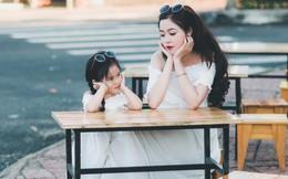 Mẹ đơn thân 9x và cô con nhỏ xinh xắn gây xôn xao MXH vì loạt clip dễ thương