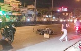Truy tìm tài xế lái ô tô tải cán chết nam thanh niên trong đêm