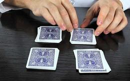 """4 câu đố """"tập thể dục"""" cho não: Làm sao để biết quân bài mà không cần lật?"""