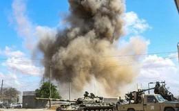 Tướng Haftar đánh tiếp Tripoli nhờ ông Trump bật đèn xanh?