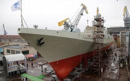 Nga khởi đóng khinh hạm lớn hơn Gepard 3.9 cho Ấn Độ