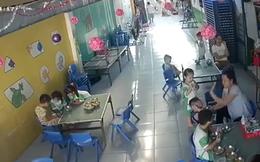 Bảo mẫu đánh đập, nhồi nhét cơm vào miệng trẻ, lãnh đạo Sở GD-ĐT xin lỗi