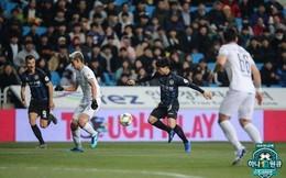Công Phượng đăng ảnh thể hiện quyết tâm sau trận đầu tiên đá chính cho Incheon United