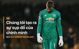 Trách ai được, khi Man United lại thêm lần tự ném đi cơ hội hồi sinh