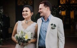 Chồng Tây của diva Hồng Nhung bất ngờ lấy vợ mới sau nửa năm ly hôn
