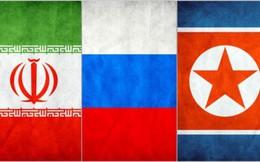 """Nga và Iran hợp tác với Triều Tiên để """"lật ngược thế cờ"""" với Mỹ?"""
